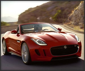 2013/2014 Jaguar F-Type