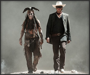 The Lone Ranger (Trailer)