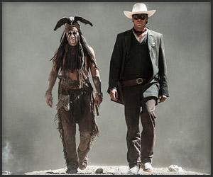 The Lone Ranger (Trailer)