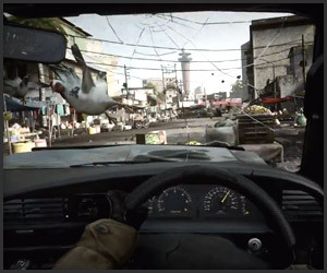 MoH Warfighter: Car Chase