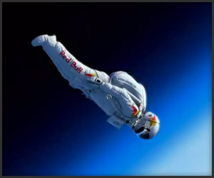 Red Bull Stratos: The Jump