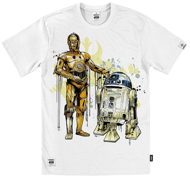 Addict x Star Wars T-Shirts