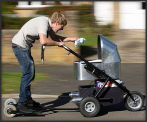 The 50mph Baby Stroller