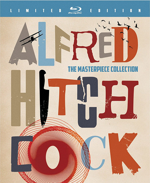 Hitchcock: Masterpiece Coll.