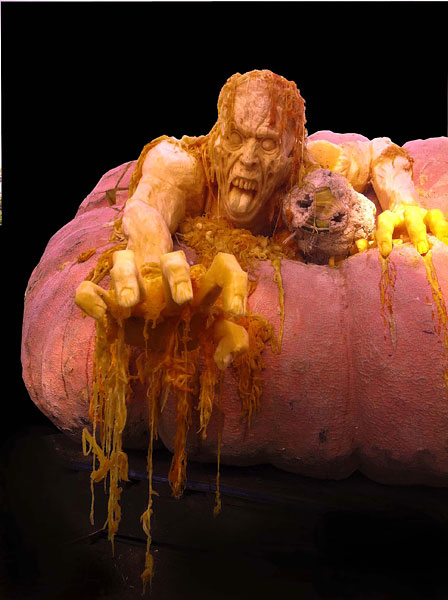 Pumpkin Carving Boss