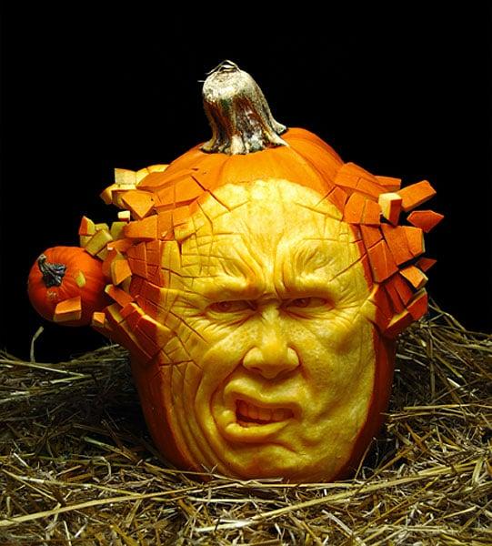 Xrated Pumpkin Carvings  MyStarshipcom