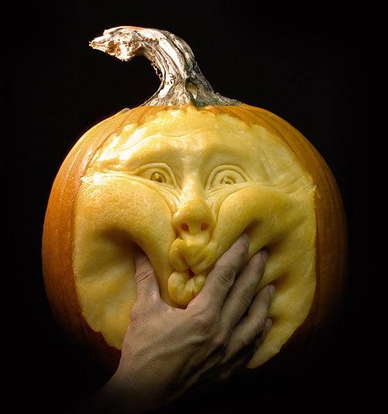 Pumpkin Carving Boss