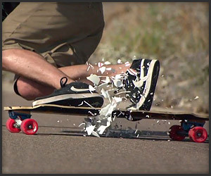 Phantom HD x Longboarding