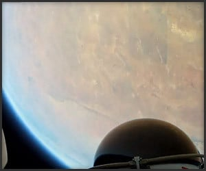 Red Bull Stratos: Helmetcam
