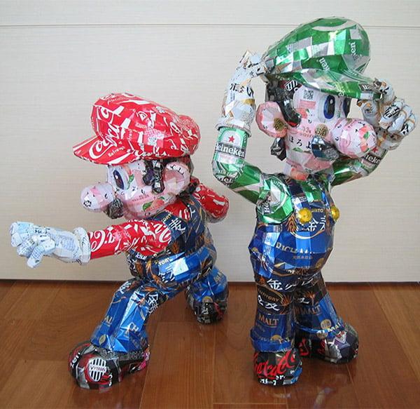 Incredible Can Art