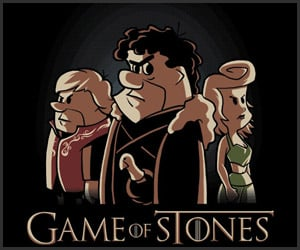 Game of Stones T-Shirt