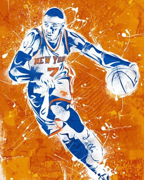 RareInk NBA Art