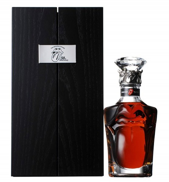 Rolling Stones Whisky