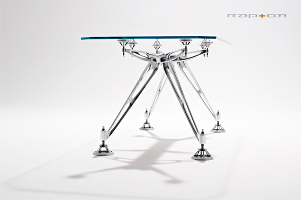 Raptor RT01 Table