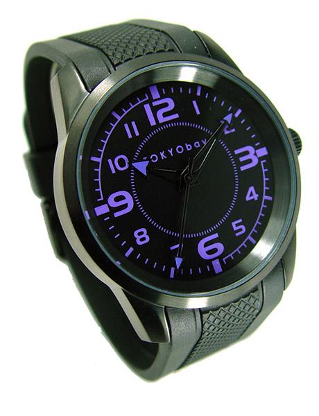 Tokyobay Nero Watch
