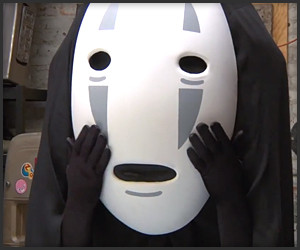 Adam Savage's No-Face