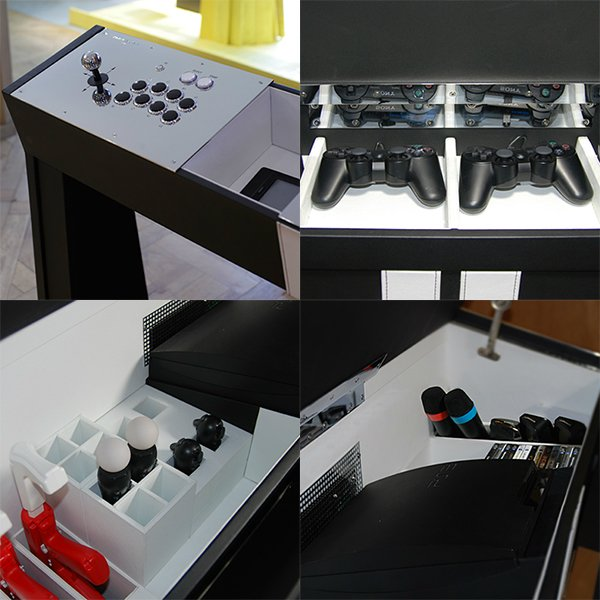 Pinel & Pinel PlayStation Trunk