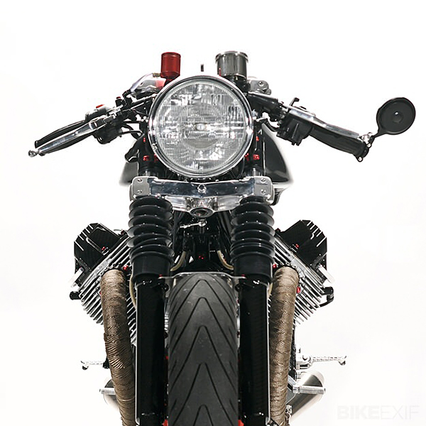 Moto Guzzi Weight Watcher