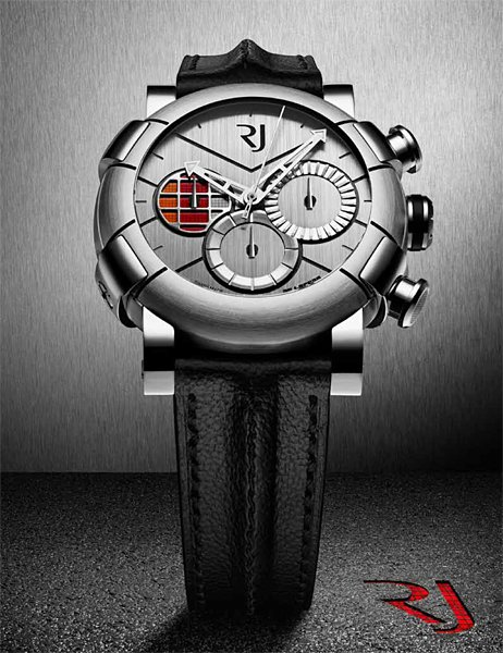 Romain Jerome DeLorean Watch
