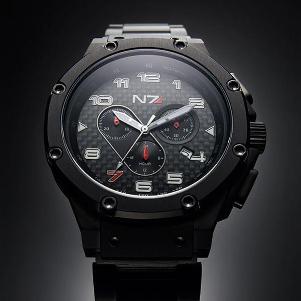 Mass Effect N7 Ambassador Watch