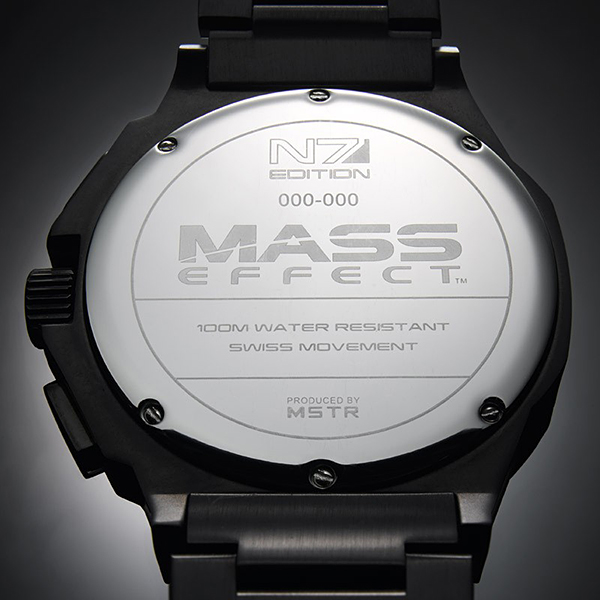 Mass Effect N7 Ambassador Watch