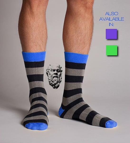 Socrates Socks