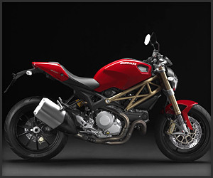 Ducati Monster 20th Anniv.