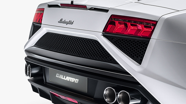 2013 Gallardo LP 560-4 Spyder