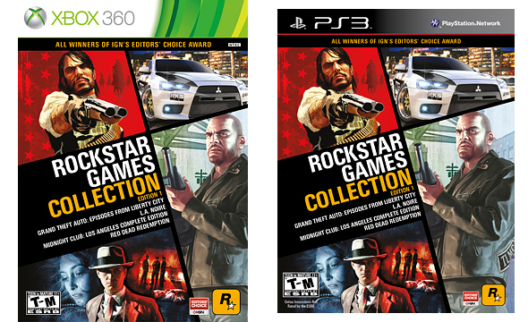 Rockstar Games Collection 1