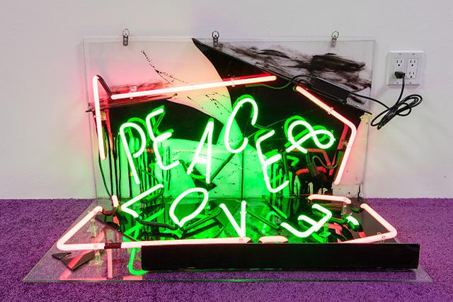 Patrick Martinez's Neon Signs