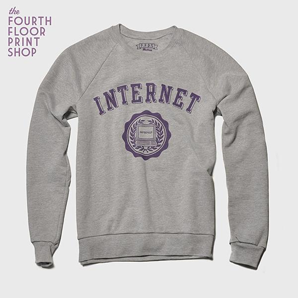 The Internet Sweatshirt