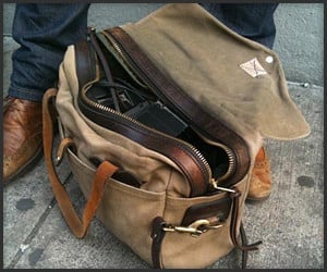 Filson Briefcase Computer Bag