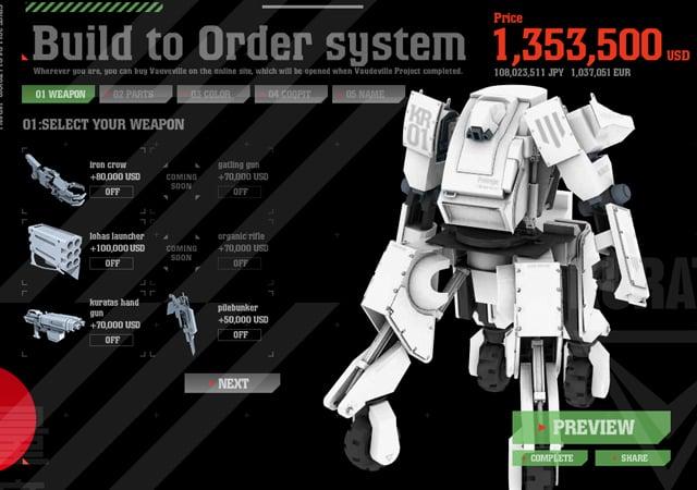 Kuratas Robot Configurator
