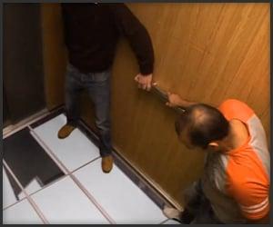 Lg elevator prank for Elevator floor prank
