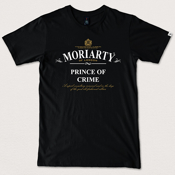 Sherlock & Moriarty T-Shirts
