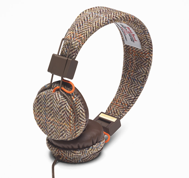 Urbanears x Harris Tweed