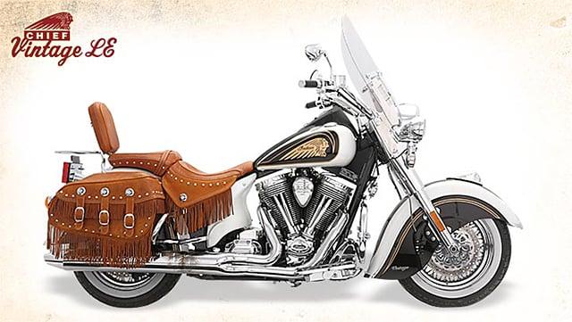 2013 Indian Chief Vintage LE