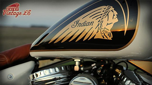 2013 Indian Chief Vintage LE