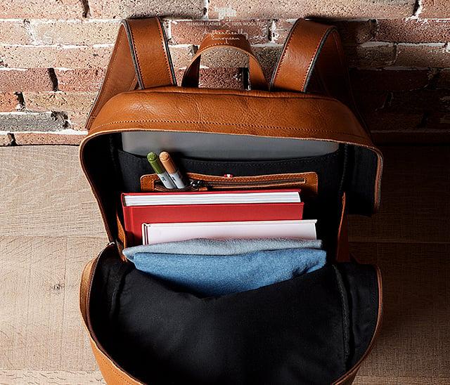 Hard Graft Old School Rucksack
