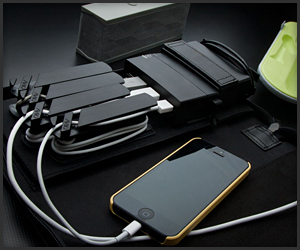 AViiQ Portable Charging Station 2