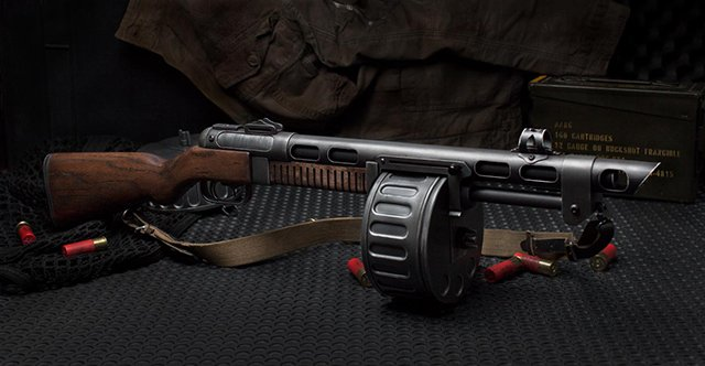 Fallout Terrible Shotgun Replica