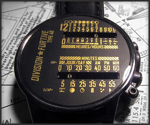 Division Furtive Watches