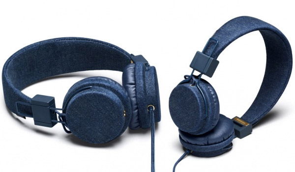 Plattan Denim Headphones