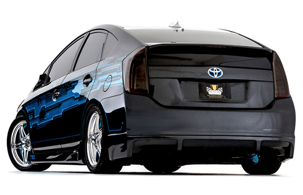 Tekked-Out Prius