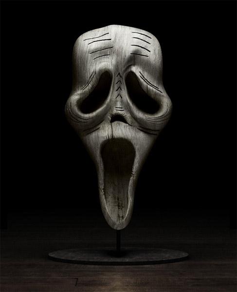Holly Wood Digital Sculptures