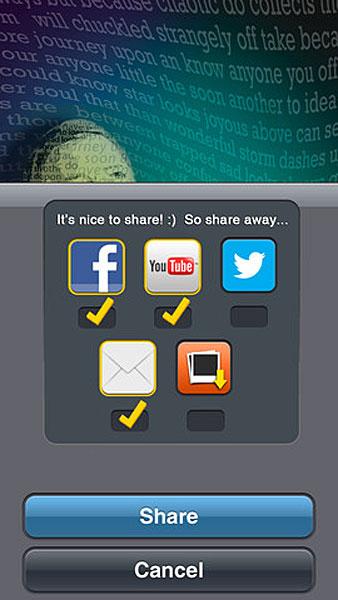 Shatoetry App