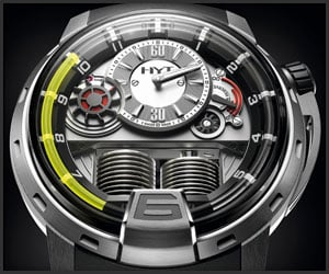 HYT H1 Hydromechanical Watch