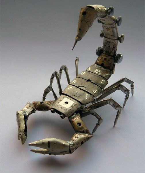 Watch Part Scorpion
