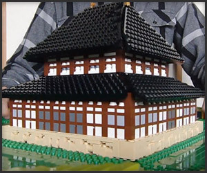 LEGO Pop-up Building