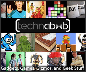 Shameless Plug: Technabob